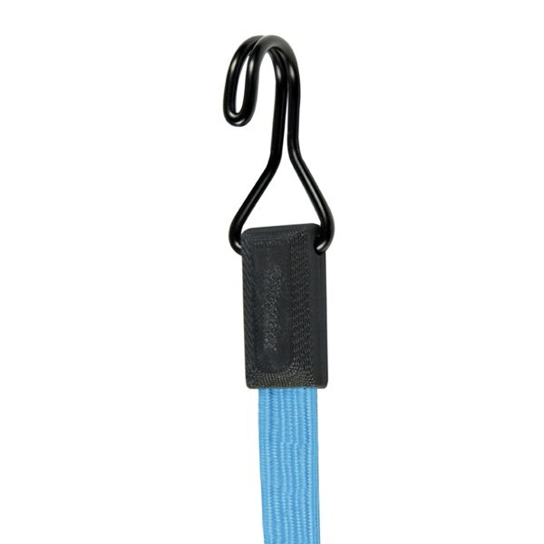 Master Lock 3237EURDAT Upínací guma plochá s háčkem - 30cm
