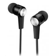 GENIUS sluchátka s mikrofonem HS-M228/ černá/ 4pin 3,5 mm jack