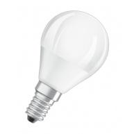 OSRAM LED VALUE ClasP  230V 5,5W 865 E14 noDIM A+ Plast matný 470lm 6500K 10000h (krabička 1ks)