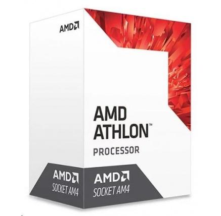 CPU AMD Athlon 950 (Bristol Ridge), 4-core, 3.8GHz, 2MB cache, 65W, socket AM4, BOX
