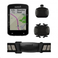 Garmin GPS cyclocomputer Edge 520 Plus Bundle Premium