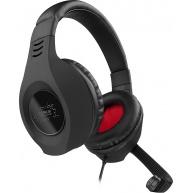 SPEED LINK sluchátka s mikrofonem SL-8783-BK CONIUX Stereo Gaming Headset, black