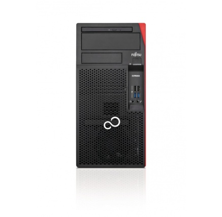 FUJITSU PC P558 - i3-8100@3.6GHz 4C, H310, 4GB-DDR4, 1TB, DVDRW, DVI, DP, W10PR 210W 3roky