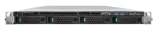 Intel Server System R1304WTTGSR (WILDCAT PASS), Single