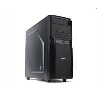 ZALMAN Z1 - skříň miditower, mATX/ATX, bez zdroje, USB3.0, černá