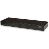 Intellinet 16-Port Rackmount KVM Switch, USB + PS/2, včetně 16 ks 1,8m kabelů