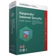 Kaspersky Internet Security CZ multi-device, 10 zařízení, 2 roky, obnovení licence, elektronicky