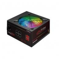 CHIEFTEC zdroj Photon Series, CTG-650C-RGB, 650W, 12cm RGB fan, Active PFC, Modular, Retail, 85+