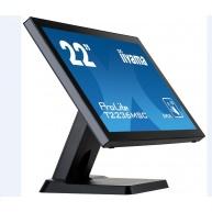 Iiyama dotykový monitor ProLite T2236MSC, 54.6cm (21.5''), CAP 10-touch, Full HD, black