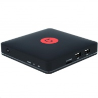 Techbite multimediální centrum Flix TV Box 4K, Wi-Fi, LAN, HDMI, 2x USB, Android TV 8.0