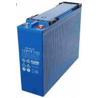 Baterie - Fiamm 12 FIT 100/23 (12V/100Ah - M8) SLA baterie, životnost 12let