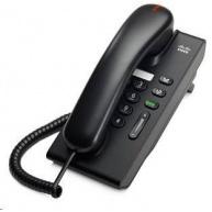 Cisco Unified CP-6901-C-K9=, VoIP telefon, single-line, 10/100, displej, PoE - nekompletní balení