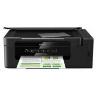 EPSON tiskárna ink L3050, 3in1, CIS, A4, 33ppm black, 4ink, USB, Wi-Fi, Eco tank + 100x fotopapír a 500x papír ZDARMA