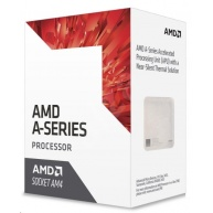 CPU AMD A10 9700 (Bristol Ridge), 4-core, 3.8GHz, 2MB cache, 65W, socket AM4, VGA Radeon R7, BOX