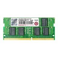 SODIMM DDR4 8GB 2133MHz TRANSCEND 2Rx8 CL15, retail