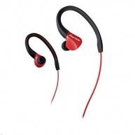 Sluchátka do uší-červená-SE-E3-R