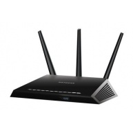 Netgear R7000 Wireless AC1900 Dual Band Gigabit Router, 4x gigabit port, 1xUSB3.0, 1xUSB2.0, 802.11ac až 600 + 1300 Mb/s