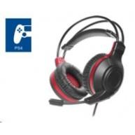 SPEED LINK herní sluchátka SL-450311-BK CELSOR Gaming Headset - for PS4, black
