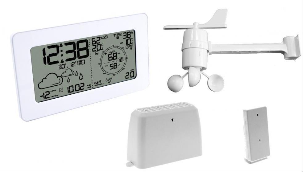 VENTUS 145 - meteorologická stanice