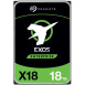 "SEAGATE HDD EXOS X18 3,5"" - 18TB, SATAIII, ST18000NM000J 512e"
