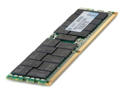 HP memory 8GB RDIMM (1x8GB) SR x4 PC3-14900R (DDR3-1866) Regist CAS13 RENEW