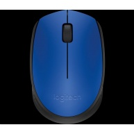 Logitech Wireless Mouse M171, blue