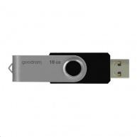 GOODRAM Flash Disk 16GB UTS2, USB 2.0, černá