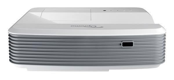 Optoma interaktivní projektor W320USTi (DLP, WXGA, FULL 3D, 4 000 ANSI, 20 000:1, 2x HDMI, 2x VGA, 16W speaker, NET)