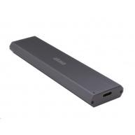 AKASA externí box pro M.2 PCIe NVMe SSD, USB 3.1 Gen 2 Superspeed+ (Supports 2242, 2260 & 2280), 10Gb/s, hliníkový