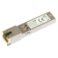 MikroTik SFP+ konvertor na metaliku 10M/100M/1G/2.5G/5G/10G, RJ-45, až 200m