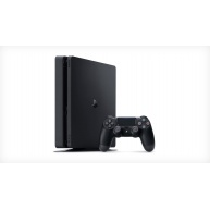 SONY PlayStation 4 (F Chassis, slim) - 500GB - černý