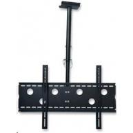 """MANHATTAN Stropní držák LCD/LED/Plazma TV, natáčecí (0-20°/360°, 32""""-60"""", max. 80kg)"""