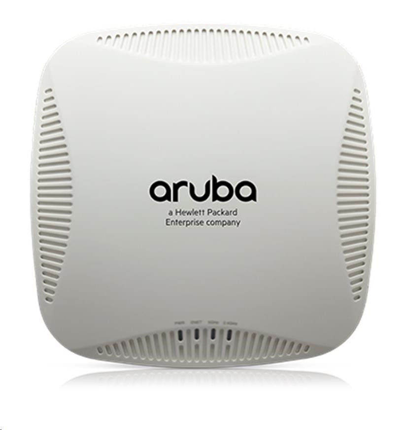 Aruba Instant IAP-205 (RW) 802.11n/ac Dual 2x2:2 Radio Integrated Antenna AP JW212AR RENEW