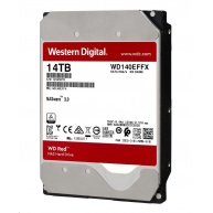WD RED NAS WD140EFFX 14TB SATAIII/600 512MB cache, 210MB/s