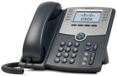 Cisco SPA508G, VoIP telefon, 8line, 2x10/100, displej, PoE