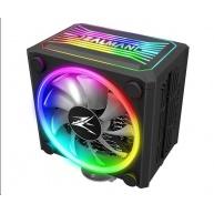 ZALMAN chladič CNPS16X (Black), RGB