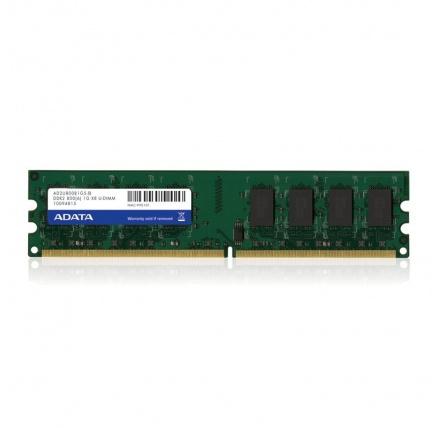 DIMM DDR2 1GB 800MHz CL5 ADATA, bulk