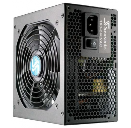 SEASONIC zdroj 520W S12II-520W (SS-520GB F3), 80+ Bronze