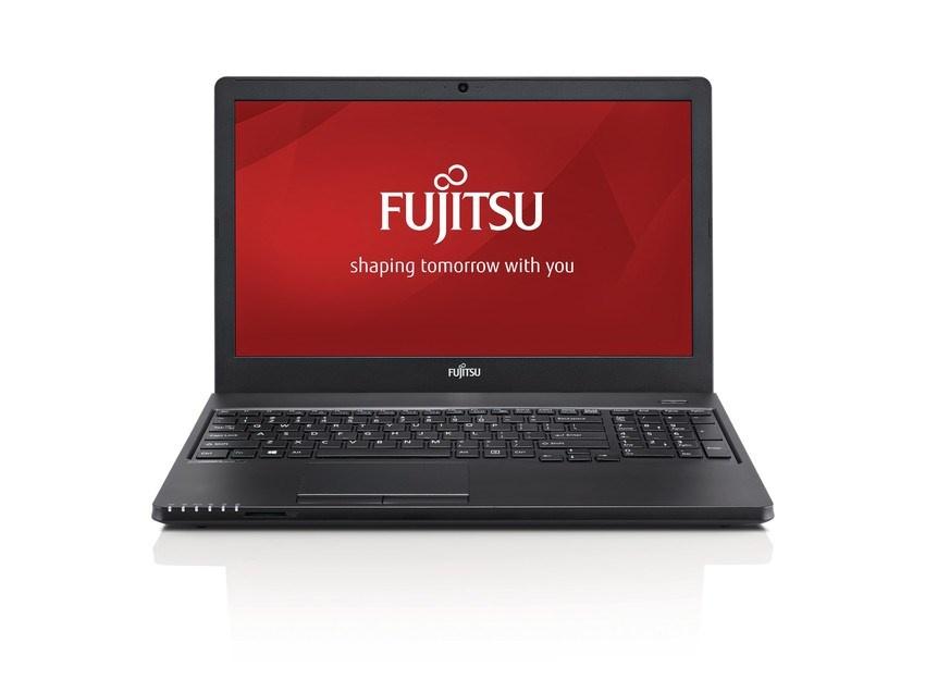 FUJITSU NTB A357 - 15.6mat 1366x768 i3-6006U@2GHz 4GB 500GB DVD TPM VGA HDMI 4xUSB (3x3.0) W10