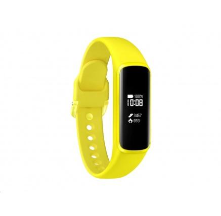 Samsung fitness náramek Galaxy Fit e (R375), žlutá