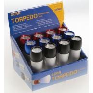 Doerr LED Torpedo - kapesní svítilna (prodej po 12 ks - mix karton)