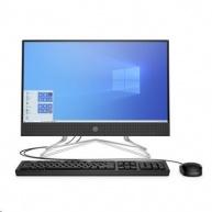 HP 200G4 AiO 21.5NT Pentium J5040, 4GB, 1TB, SD MCR,WiFi a/b/g/n/ac,DVDRW, usb kláv. a myš, Win10Pro64