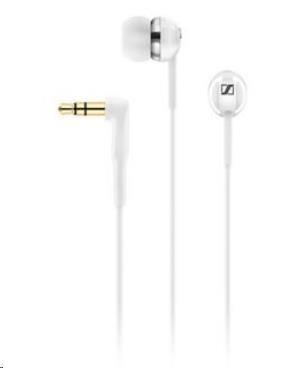SENNHEISER CX 1.00 bílá (white) sluchátka do uší