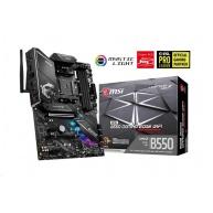 MSI MB Sc AM4 MPG B550 GAMING EDGE WIFI, AMD B550, 4xDDR4, VGA, ATX, Wi-Fi