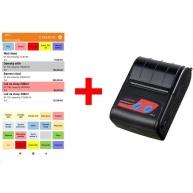 mobilní tiskárna + Conto Mobile
