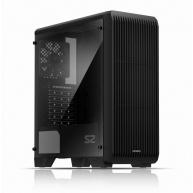 ZALMAN S2 skříň miditower ATX/mATX/Mini-ITX, bez zdroje, USB3.0, černá