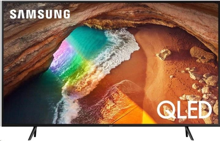 "SAMSUNG QE75Q60R 75"" QLED 4K TV (2019)"