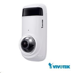 Vivotek CC8371-HV, 3Mpix, 30sn/s, obj. 1.45mm (180°), audio, Smart IR, WDR 100dB, PoE, antivandal, IP66