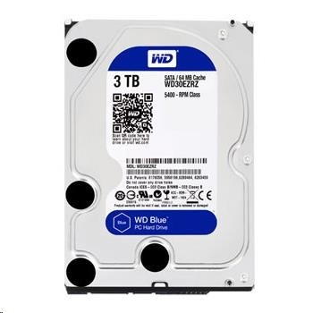 WD BLUE WD30EZRZ 3TB SATA/600 64MB cache 5400 ot.