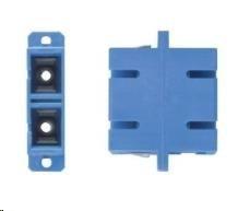 Optická spojka singlemode duplex SC-SC, PC